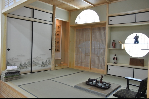 保定日式室内装饰设计方案