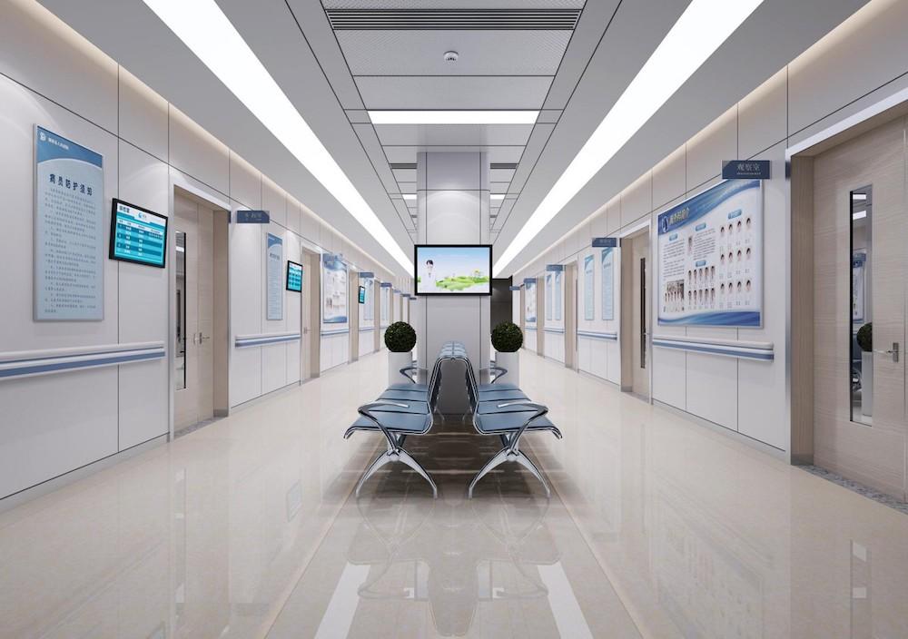裝修案例保定慕子婦產醫院