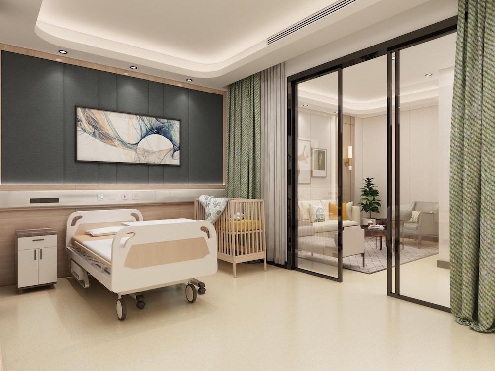 裝修案例保定慕子婦產醫院3
