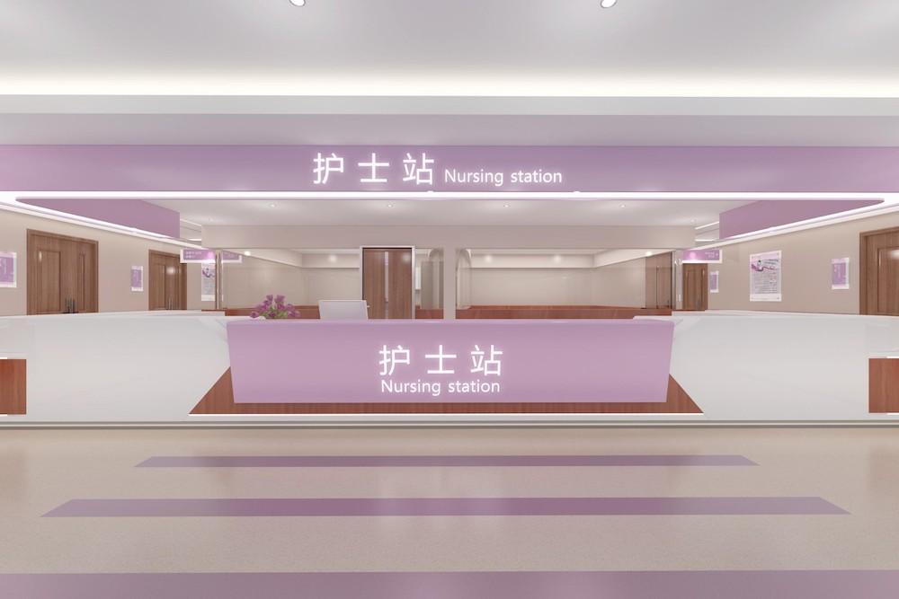 裝修案例保定慕子婦產醫院7