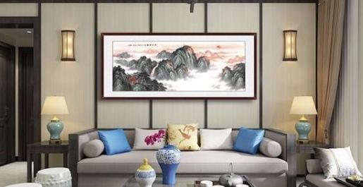 室內裝飾畫一般都是什么畫?
