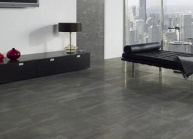 室內裝飾黑白灰地板怎么選?